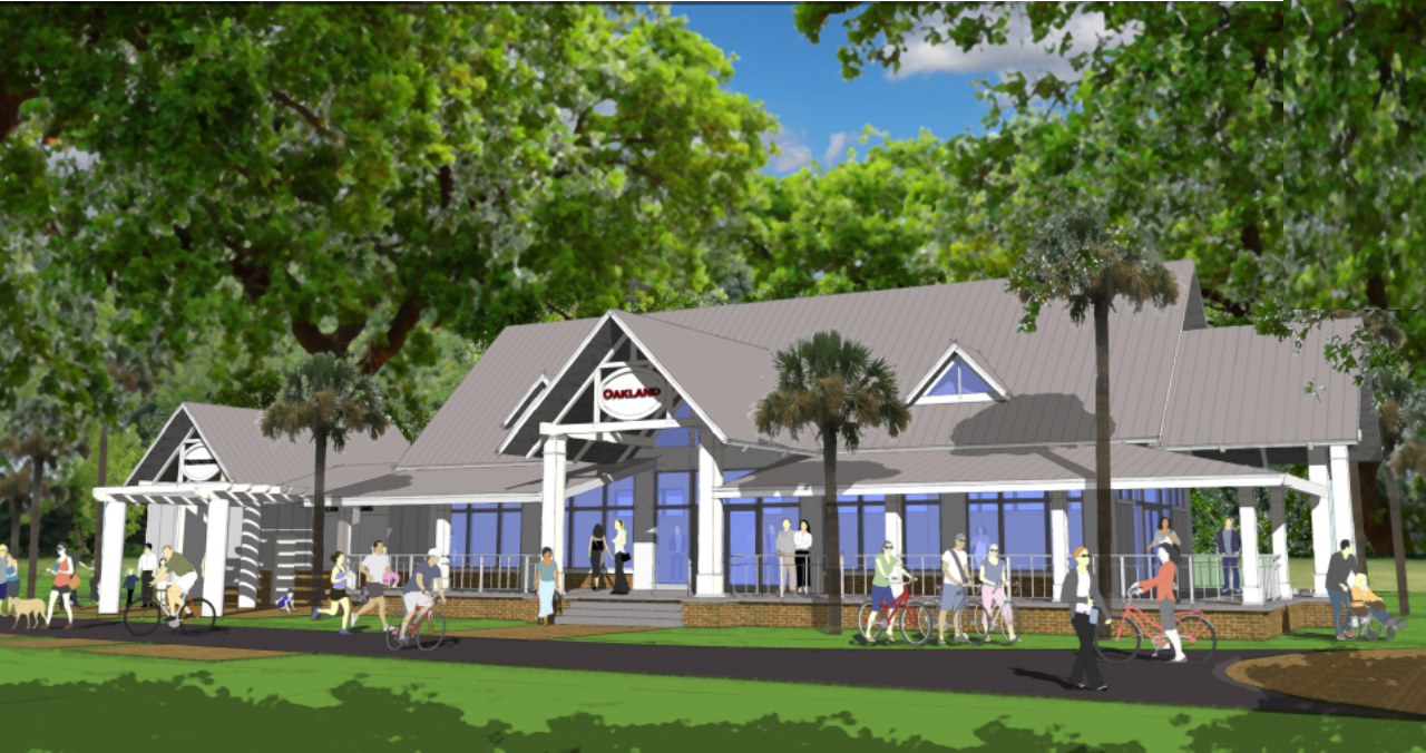 Healthy West Orange Arts & Heritage Center Architectural Rendering