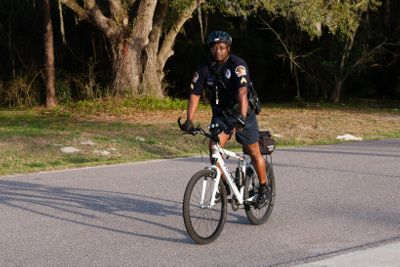 Bicycle Patrol Officer