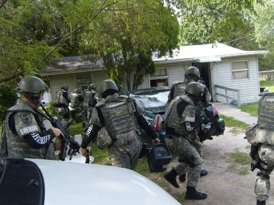 Orange County SWAT Team
